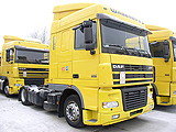 DAF FT 95.430 XF Super Space Cab